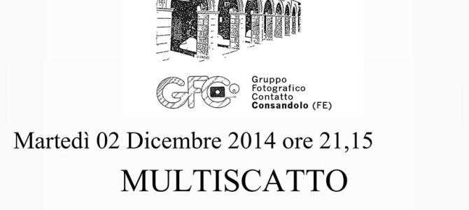 Il GFC ospite al Fotoclub Vigarano!